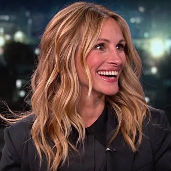 Julia Roberts Meets Other Julia Roberts on Kimmel Nov. 2015