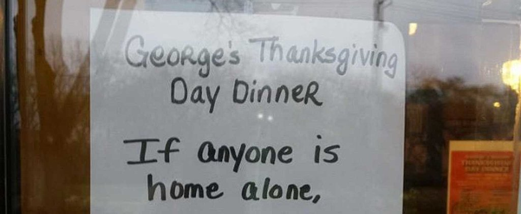 The Incredibly Sweet Story Behind This Viral Thanksgiving Note