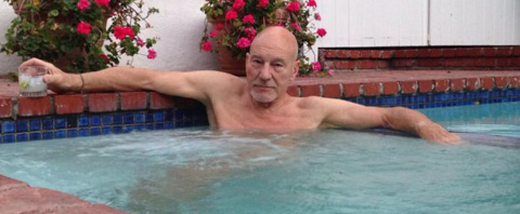 21 Patrick Stewart Tweets That Will Make You Feel Better About Any Awkward Situation