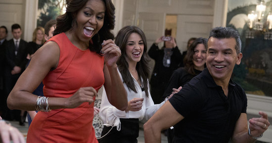 Michelle Obama Brings Broadway To The White House