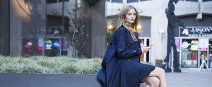 7 Chic Outerwear Options For That Holiday Dress