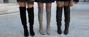 These Women Will Change Your Mind About Over-the-Knee Boots