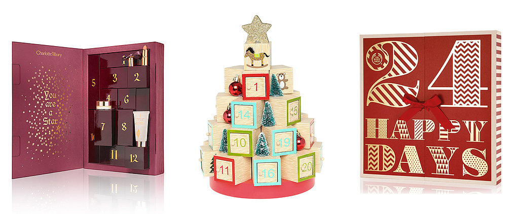15 Advent Calendars That Will Totally Transform Your Christmas Count-Down