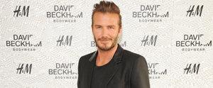 David Beckham Is the Sexiest Man Alive!
