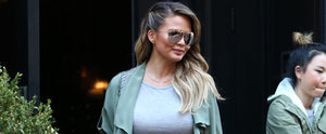 The 1 Woman Inspiring Chrissy Teigen's Maternity Style
