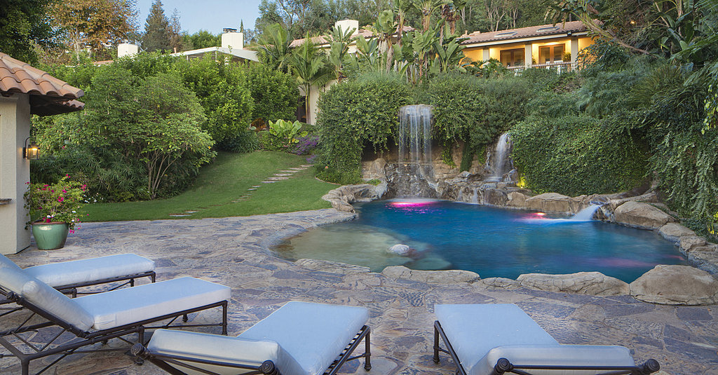 Tour the Home Where Mark Wahlberg Dreamed Up Entourage