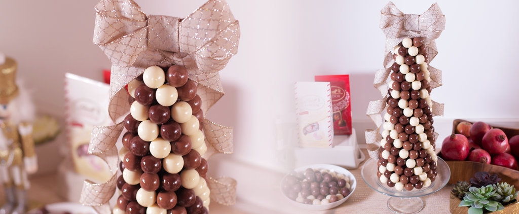 This Chocolate Truffle Tower Is Dizzyingly Decadent