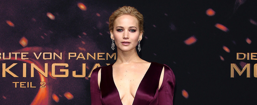 Jennifer Lawrence Opens Up About Filming Her First Sex Scene Ever — With Chris Pratt
