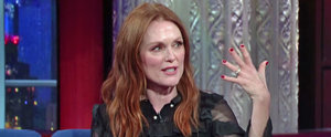 """Ginger Icon"" Julianne Moore Finally Reveals Whether or Not She Has a Soul"