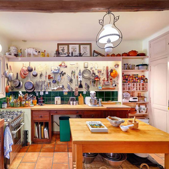 Julia Child's Home in Provence, France, For Sale
