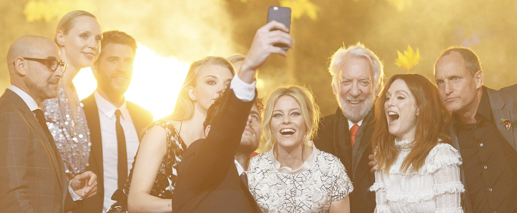 The Best Snaps From the Mockingjay — Part 2 Press Tour