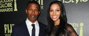 Jamie Foxx Steps Out With His Gorgeous Daughter Corinne, the New Miss Golden Globe