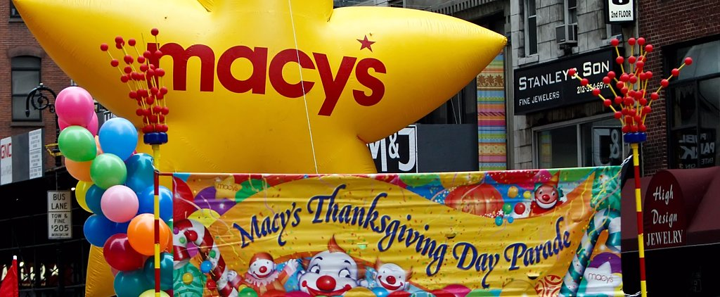 A Drinking Game For the Macy's Thanksgiving Day Parade