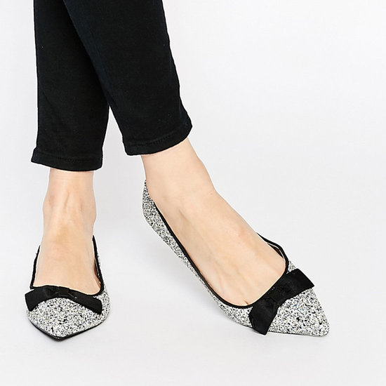 Dressy Holiday Flats