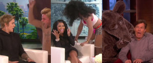 You Can't Live Another Day Without Watching This Montage of Ellen's Best Scares