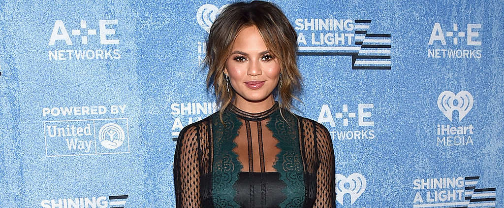 Chrissy Teigen Just Put Her Own Unique Spin on Every Blogger's Favourite Dress