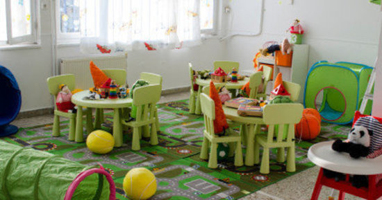 Here's How Ikea's Helping Make Greek Kindergartens More Joyful