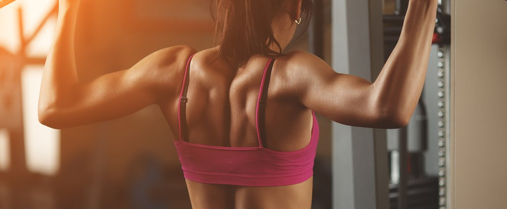 The Number 1 Move Trainers Use to Sculpt a Strong, Toned Back