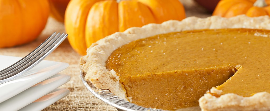 This Is the Only Pumpkin Pie Recipe You'll Need