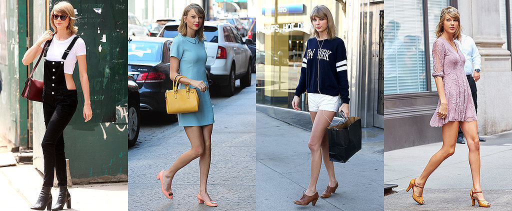 The 18 Cutest Outfits Taylor Swift Has Worn This Year