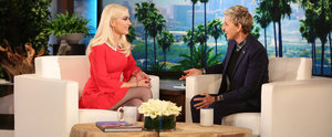 Gwen Stefani Fights Back Tears While Talking About Her Divorce on Ellen
