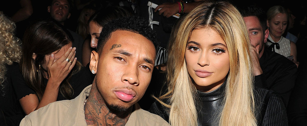 Kylie Jenner Puts an End to Rumours That She and Tyga Broke Up
