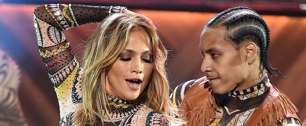 Watch Jennifer Lopez Get the AMAs Started Right With a Medley of 2015's Hottest Songs