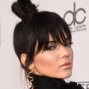 Kendall Jenner Bangs 2015