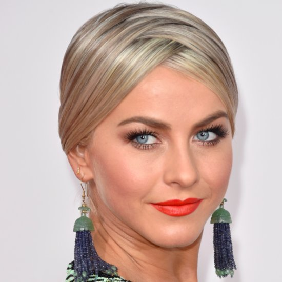 Julianne Hough's Hair at American Music Awards 2015
