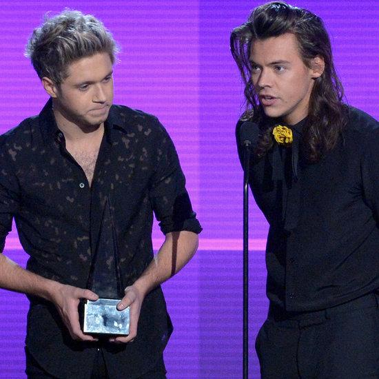 American Music Awards Winners 2015