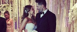 Sofia Vergara und Joe Manganiello haben geheiratet – seht die süßen Hochzeitsfotos!