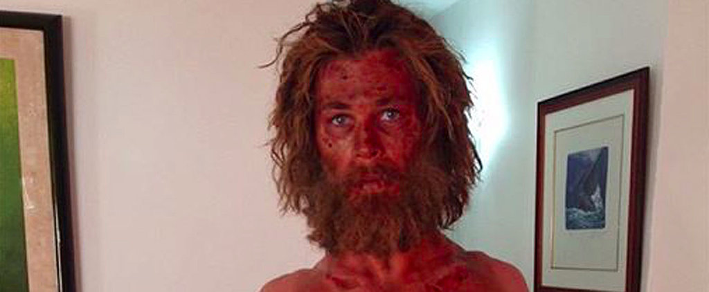 You Might Not Believe Us, But This Is Actually a Photo of Chris Hemsworth