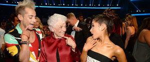 Ariana Grande's Oma stahl allen die Show bei den American Music Awards