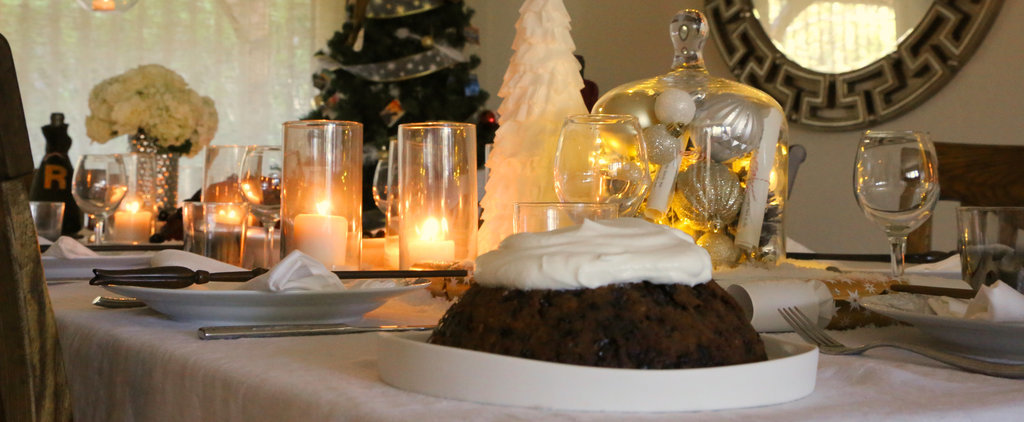 A Bunch of Americans Try Flaming Christmas Pudding For the First Time — Here's What Happened