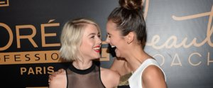 10 Times You Wished You Were Friends With Nina Dobrev and Julianne Hough