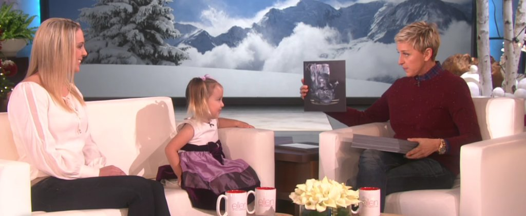 This Genius Baby Just Blew Ellen's Mind With Her Knowledge of the Periodic Table