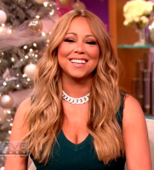 Mariah Carey Talks About Boyfriend James Packer 2015