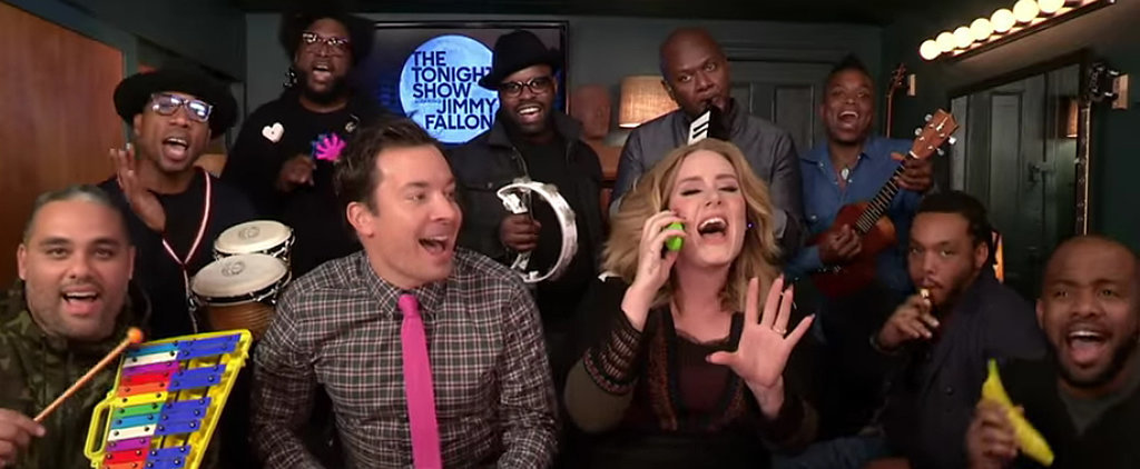"""You Haven't Heard Adele's """"Hello"""" Until You've Heard It With Classroom Instruments"""