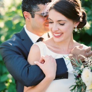 Check Out This Elegant Fall Wedding in an Old Textile Factory