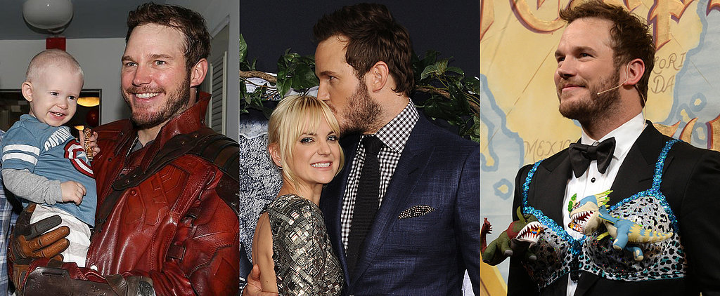 19 Times Chris Pratt's Charm Was Almost Too Much to Handle This Year