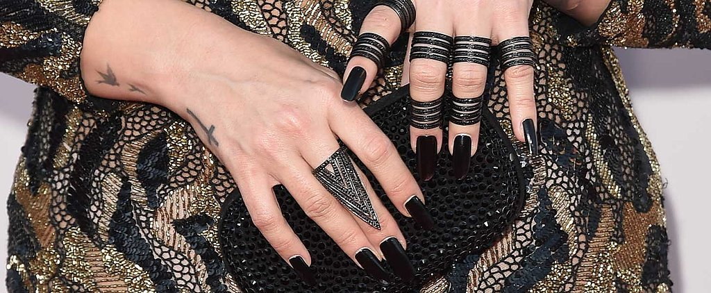 See the Best Nail Trends From the American Music Awards Red Carpet