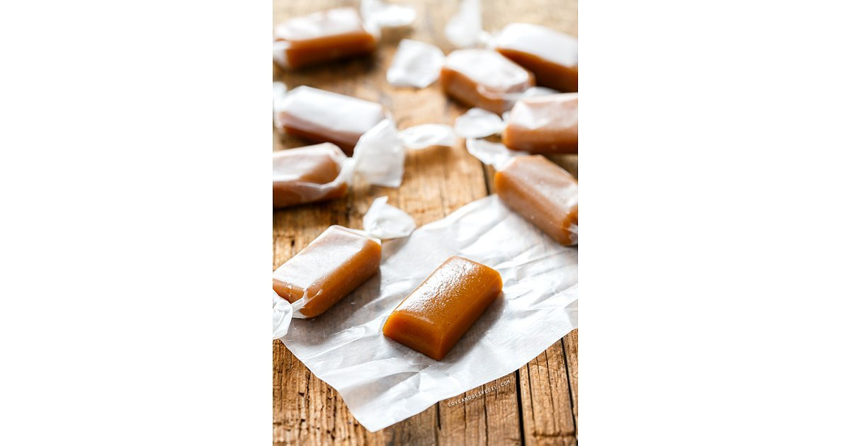 Gingerbread Caramels | 100 Ideas For Homemade Edible Gifts | POPSUGAR ...