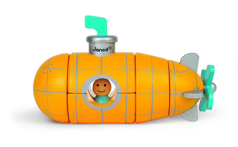 подводная лодка для детского творчества