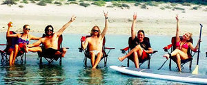Kate Hudson Kicks Off Thanksgiving Weekend With Beachside Family Time