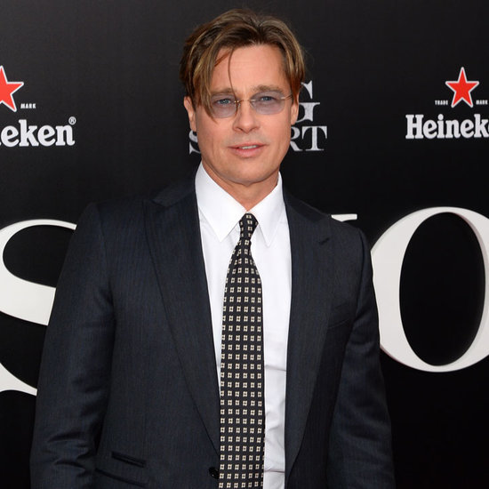 Brad Pitt Talks Thanksgiving With Angelina Jolie and Kids