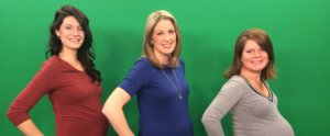 A Pregnant Meteorologist Is Being Bullied by Viewers Who Don't Like Her Wardrobe Choices