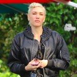 Gwen Stefani Out in LA November 2015
