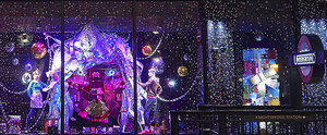 The World's Best Holiday Windows Are an Early Gift to Us All