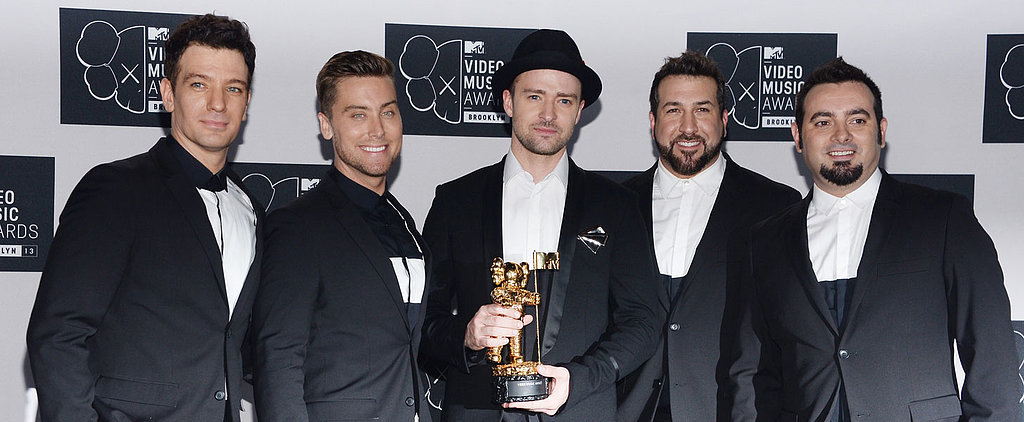 """*NSYNC Say """"Bye Bye Bye"""" to Their Album Sales Record as Adele's 25 Continues to Take Over"""