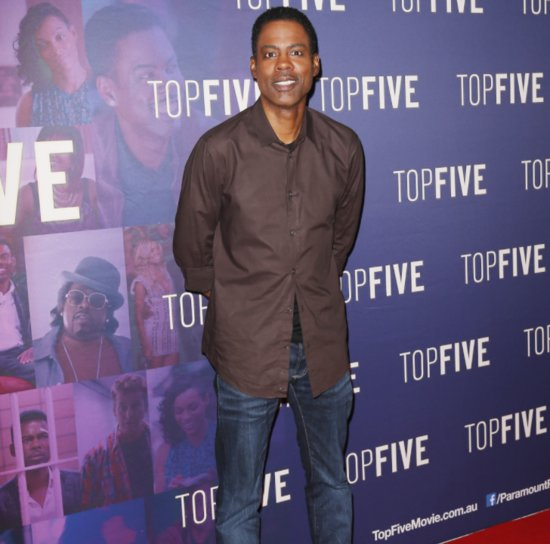 Chris Rock Says South African Child Who Lived With Him Isn't His Daughter